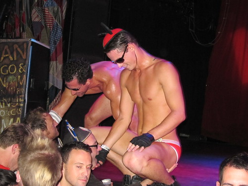 Flickr: calvinfleming - Gay Days at Disneyland Kingdom Party October 2010 049