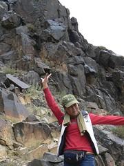 Boloroo (jayselley) Tags: mountain asia desert september mongolia range gobi exodus 2010 mongol bayan bichigtkhad mongolianadventure