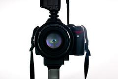 Da 276/365 - Gear [Explored] (JoeyRamone) Tags: camera argentina 50mm nikon wizard tripod gear equipment picaday 365 pocket trigger manfrotto 2010 pictureaday day276 snoot d40 project365 strobist sb900 project365276