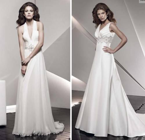 vestidos de casamento 2011