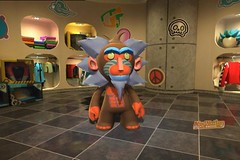ModNation Racers PS3: Baboon