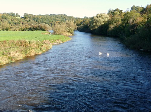 River Boyne at Newgrange