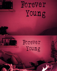 I wanna be... (Fucking lovee) Tags: girl naked bed chica sleep adolescente young rosa lenceria contraste forever cama younger sueo foreveryoung