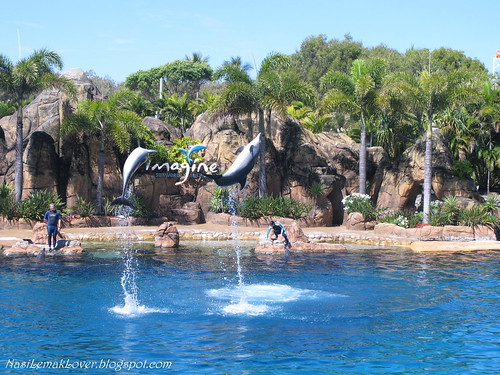 Sea World, Gold Coast Australia