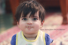 (aisha saifaldeen) Tags: baby girl happy photography october day birth memo noor saif aisha 2010 ilham mep mashalla a7lam mriam loole saifaldeen hznielshog aishasaifaldeen