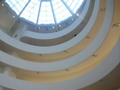 Inside the Guggenheim (AllTimeLorraine) Tags: city newyork museum daytime