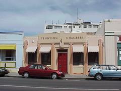 Tennyson Chambers, Napier