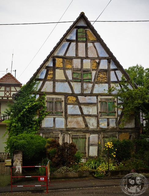 Traditional House In Alsace