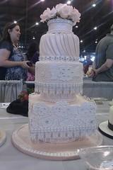 IMAG0138 (onsite.logic) Tags: cake weddingcake sugarart ossas
