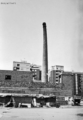 Schoorsteen (Eddy Allart) Tags: cordoba calles chimenea