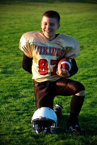 Adam football 2010