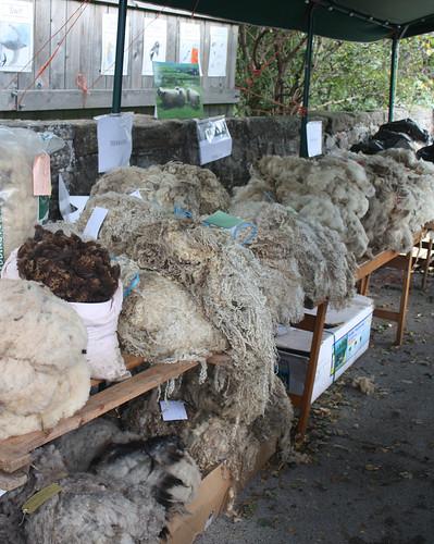 Fleece stall 1