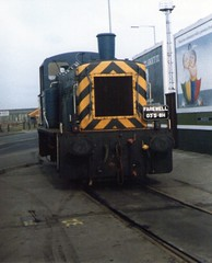 birkenhead 03073 (brianhancock50) Tags: train railway britishrail shunter class03