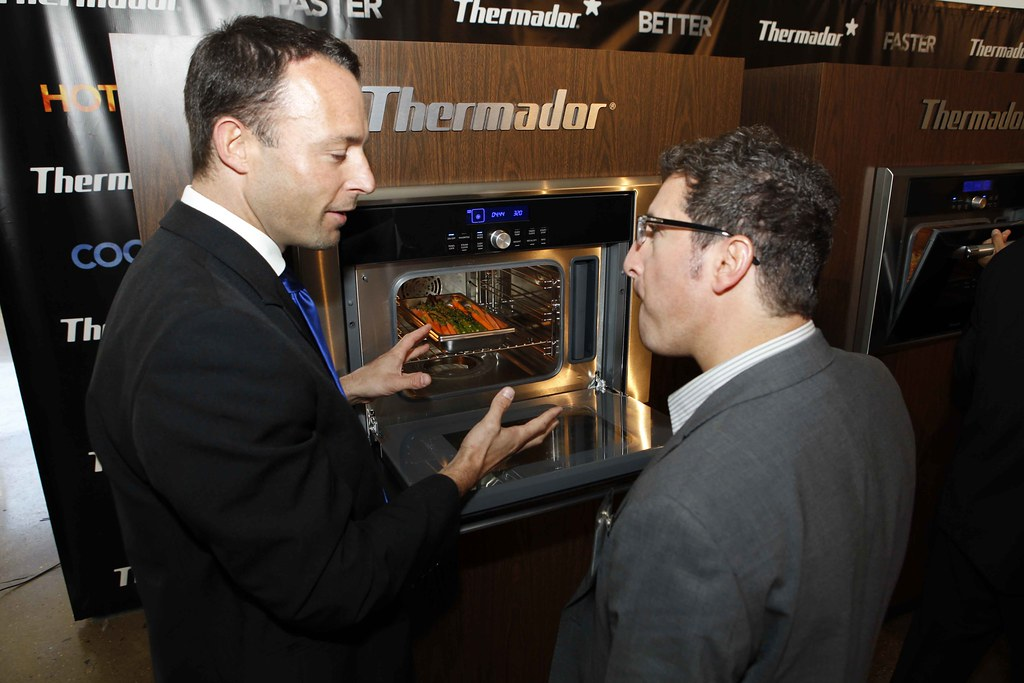 Thermador NYC Steam Oven Event 36