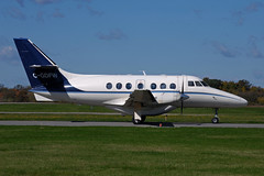 C-GDFW (Steelhead 2010) Tags: jetstream j31 starlink yhm creg