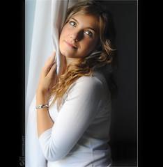 (Francesco Pace [FI PIGRECO]) Tags: blue eye girl angel blu muse occhi blonde angelo musa ragazza bionda