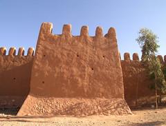 City wall Tiznit (Sallyrango) Tags: old city wall morocco maroc medina walls tiznit oldcitywalls