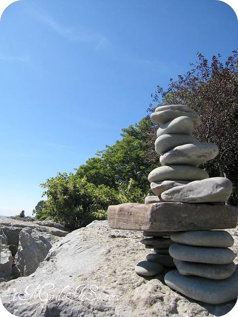 rock sculpture inukshuk imadeitso.com