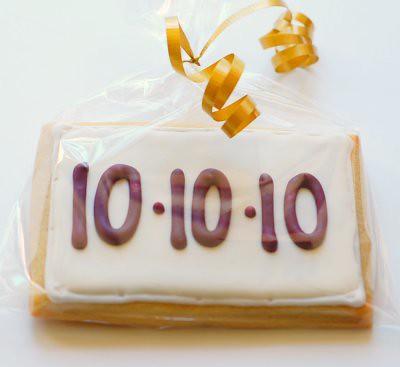 10-10-10 Cookies