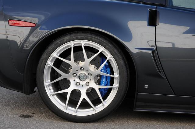 Corvette ZR1 by HRE Wheels