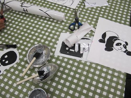 Culture Days 2010 | Ottawa | Spins & Needles Printmaking 101 Workshop