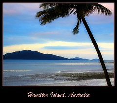Sunset in Hamilton Island, Australia (Hopeisland) Tags: sunset sea vacation holiday island hamiltonisland          mygearandmepremium mygearandmebronze