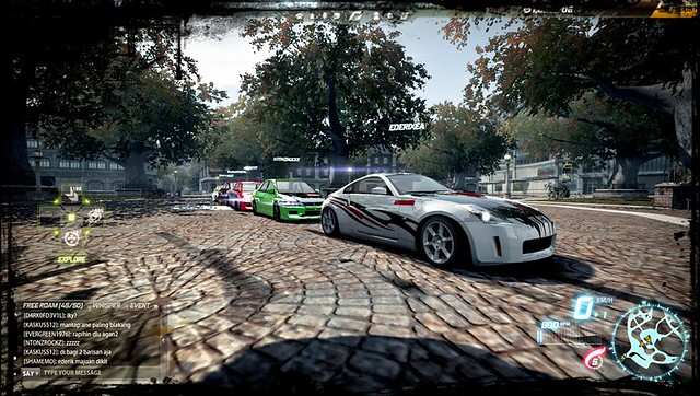 Need For Speed World Online, Game Balap Mobil Multiplayer