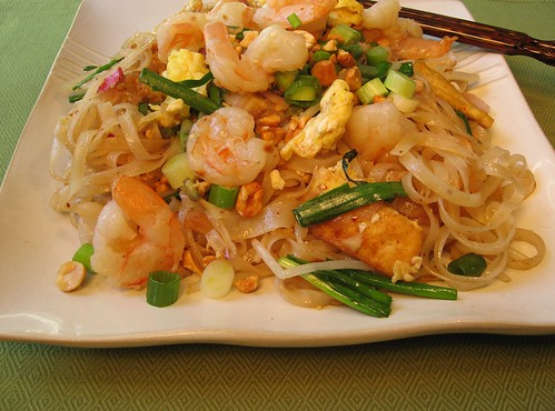 Shrimp Pad Thai 005