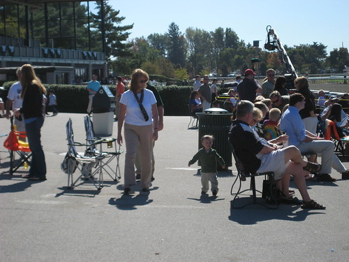 Keeneland: Walking with Nana