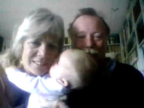 Ingrid, Tiago, Michael