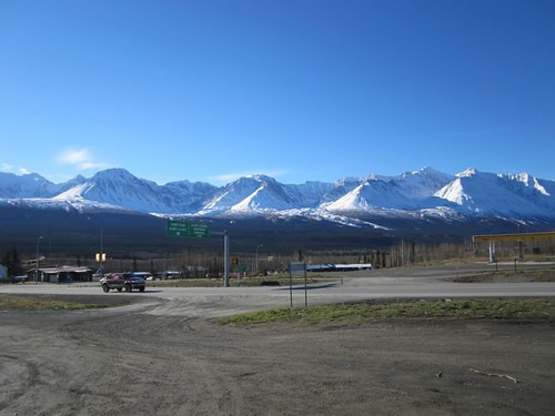 Haines Junction.