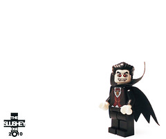 (The Slushey One) Tags: one lego vampire slush collectible minifigs slushy slushee slushey