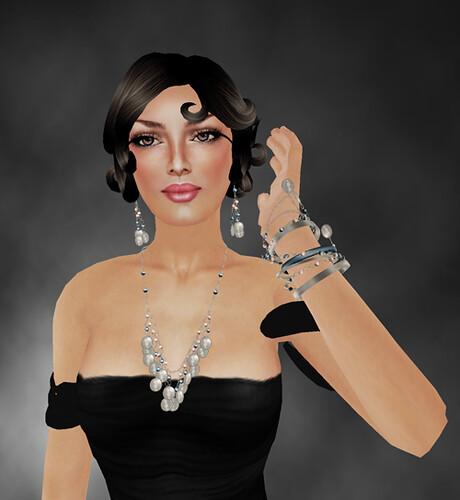 ~SIGMA~Jewels/ Siren bracelets (cobalt-pink)~