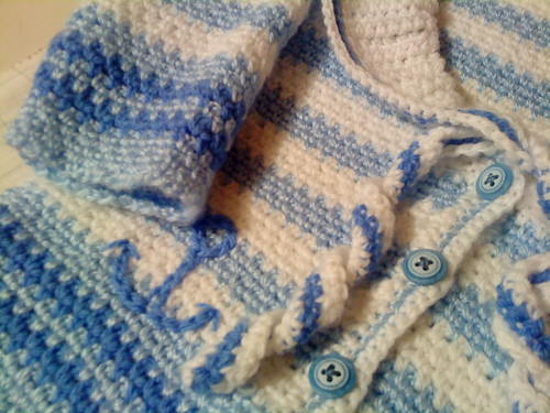 Cardigan close-up 2