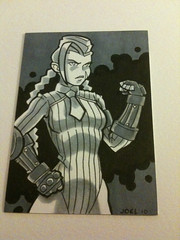 Cammy Sketchcard