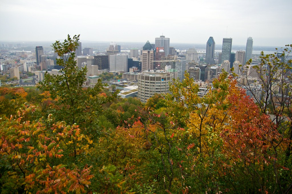 MontrealSkyline