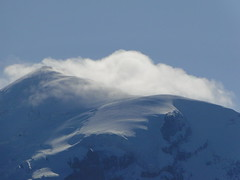 Zoom of Rainier from Tolmie.