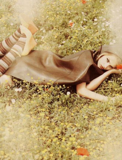 British Vogue via wolf and willow