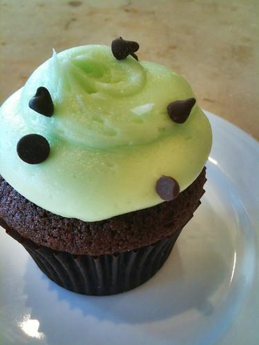 Treat Cupcake