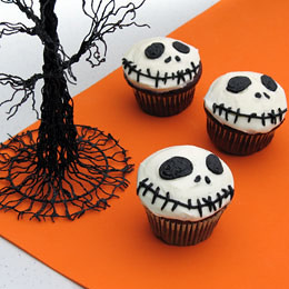 Jack-Skellington-Cupcakes (Courtesy Family Fun)