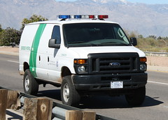 "Border Patrol van (bloo_96 ""Daniel DeSart"") Tags: cars car us cops united police security cop law states enforcement dhs department patrol homeland interceptor copcar copscar"