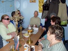 Zahájení cyklu historických besed - kostel sv. Mikuláše, 13. 10. 2010