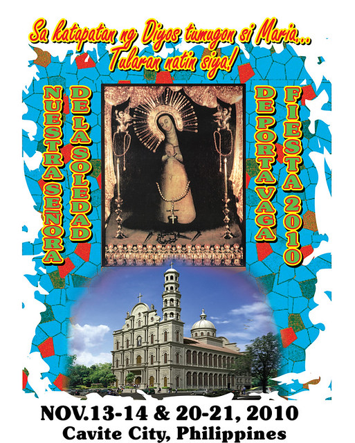 OFFICIAL FIESTA POSTER 2010