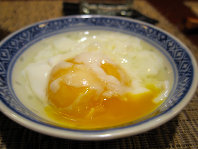 Yakitori Totto Egg