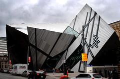 The ROM - Toronto (Mark Wordy) Tags: toronto canada glass architecture downtown crystal rom royalontariomuseum daniellibeskind bloorstreet crystalline renaissancerom