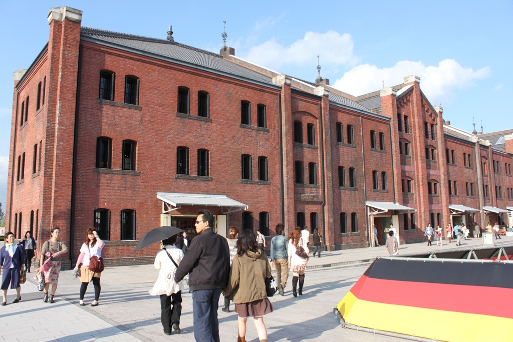 Yokohama Red Brick Warehouse October Fest 2010 (3)