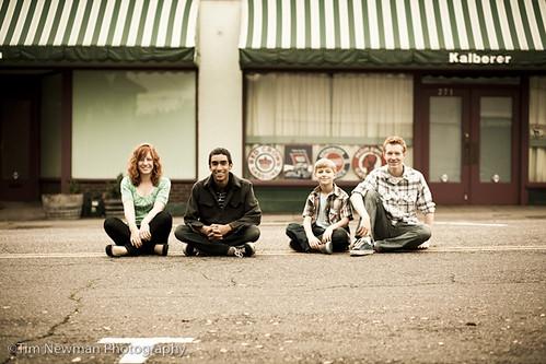 Peckover Family