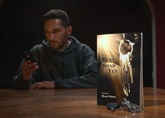 Day 64 of 365 - A Highly Anticipated Day (Andrew Kufahl) Tags: wisconsin keys book nikon key cover bookcover 365 day64 2010 iphone project365 ryanstone d700 iphonephoto nikond700 bestroadyet
