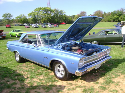 1965 Plymouth Satellite