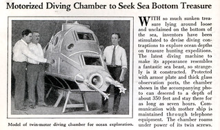 1931 ... not a floatation device!